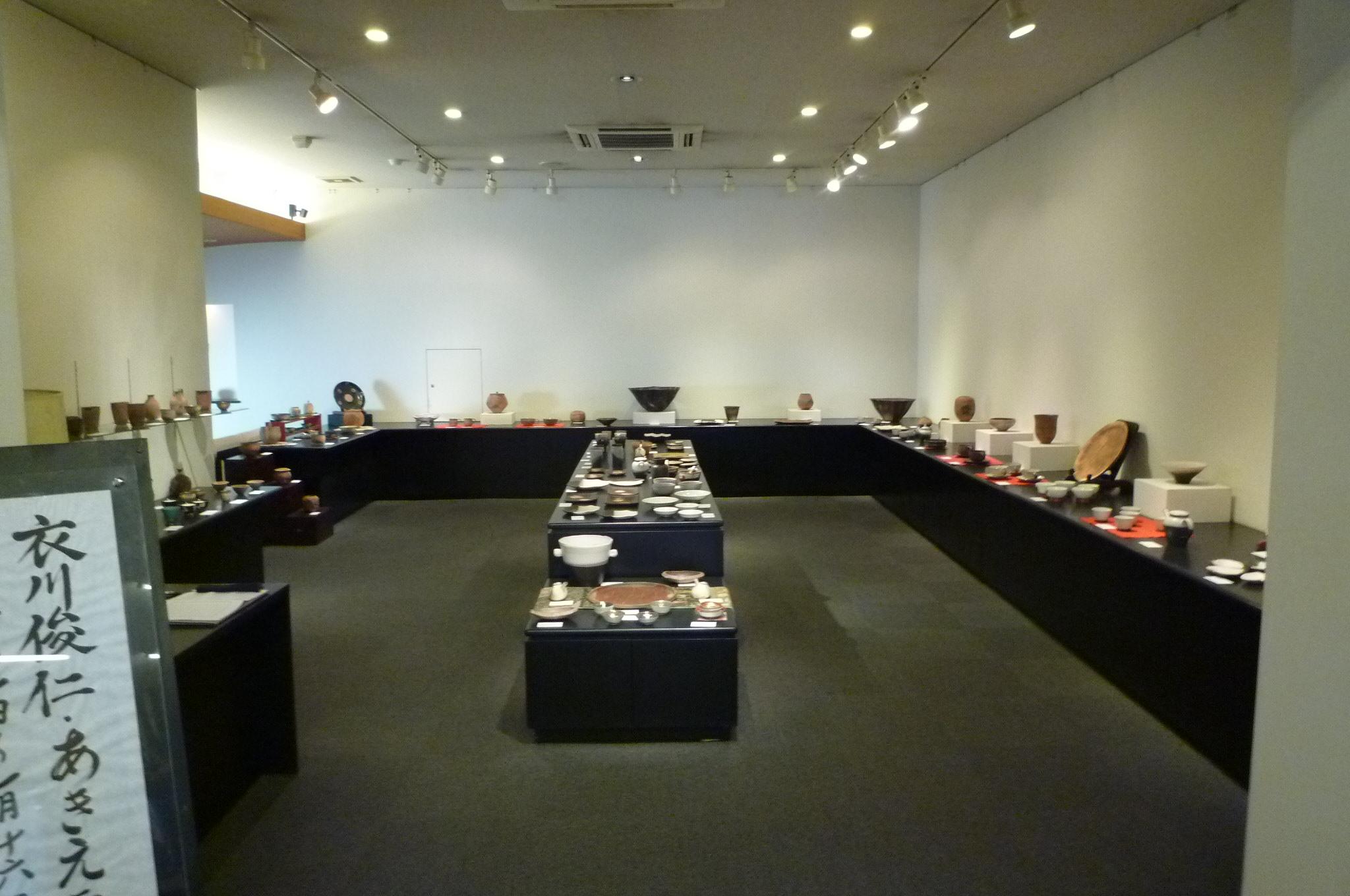【御礼】衣川俊仁・あきえ陶芸展へご来場頂き有難うございました!