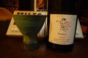 赤ワインとマイルス