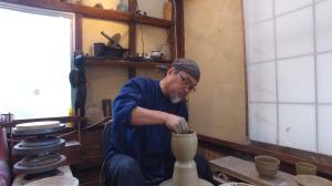 益子焼き陶芸体験教室 陶芸コース